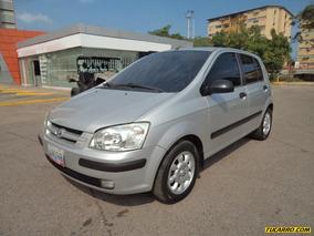 Hyundai Getz Gls - Sincronico