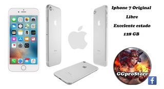 iPhone 7 128 Gb Original Libre Excelente Estado