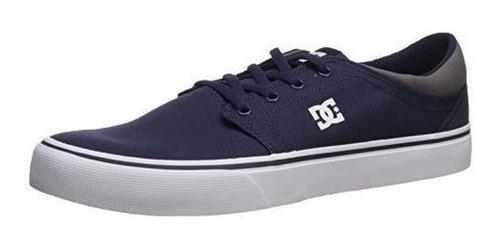 Dc Zapato De Skate Trasero Tx Para Hombre