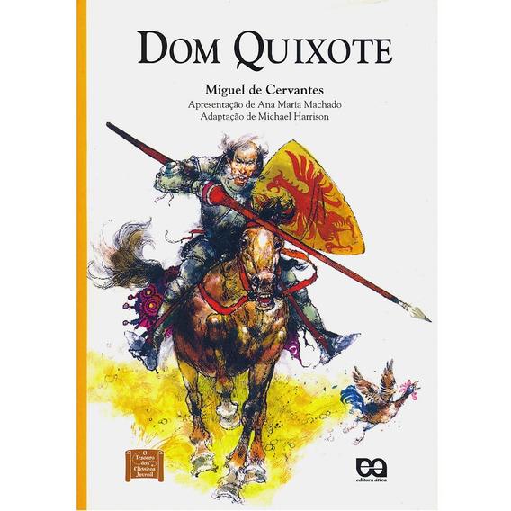 Dom Quixote - O Tesouro Dos Clássicos Juvenil