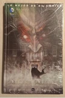 Batman Arkham Asylum Comic En Español Dc Comics