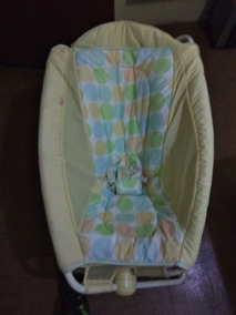 Silla Mesedora Antireflujo Para Bebe Fisher Price