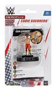 Wizkids Wwe Heroclix: Disco De Expansión Eddie Guerrero
