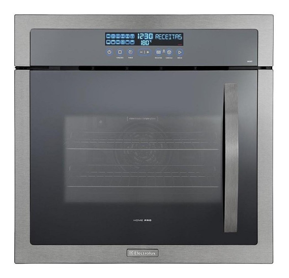 Horno eléctrico Electrolux Home Pro OE9ST Acero inoxidable 220V