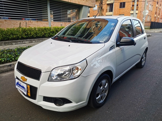 Chevrolet Aveo Emotion Aut Hb Fe