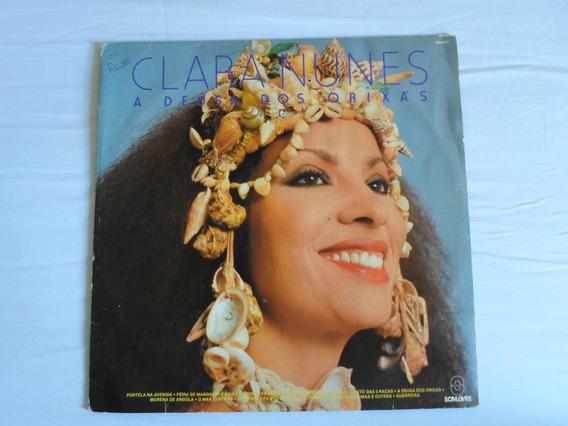 Lp - Clara Nunes - A Deusa Dos Orixás (1984)