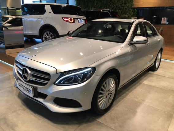 Mercedes-benz C200 Avantgarde 2.0 Turbo Automatico 2017