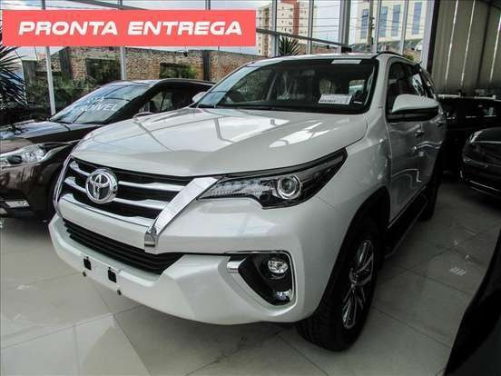 Toyota Sw4 2.8 Srx 4x4 7 Lugares Turbo Diese 2020