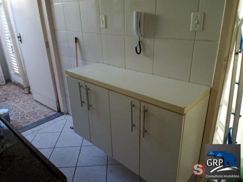 Imagem 1 de 15 de Sobrado Em Condomínio Mobiliado Para Venda Em Santo André, Jardim Vila Rica, 2 Dormitórios, 1 Banheiro, 1 Vaga - 7141_1-1703479