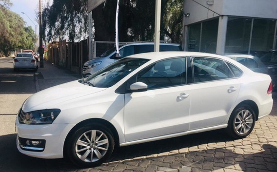Volkswagen Polo 1.6 Highline Full Equipo Aut Año 2018