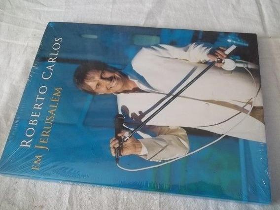 * Dvd - Roberto Carlos - Em Jerusalem - Mpb Cantor