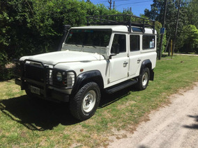 Land Rover Defender 2.5 110 Sw Aa 1999