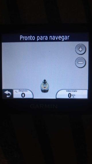 Gps Garmin Automotivo Com Carta Náutica