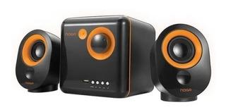 Parlantes Bluetooth 2.1 Pc Noga Ml 3300 Usb Tv Dvd Celular