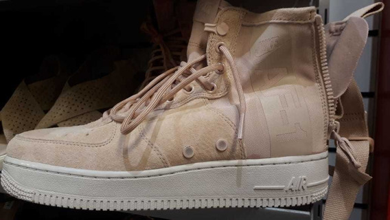 Zapatillas Nike Af1 Airforce 1 Talles Grandes Mujer Hombre