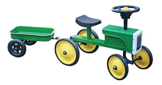 Andarin Pata Pata Chapa Tractor Excelente Calidad
