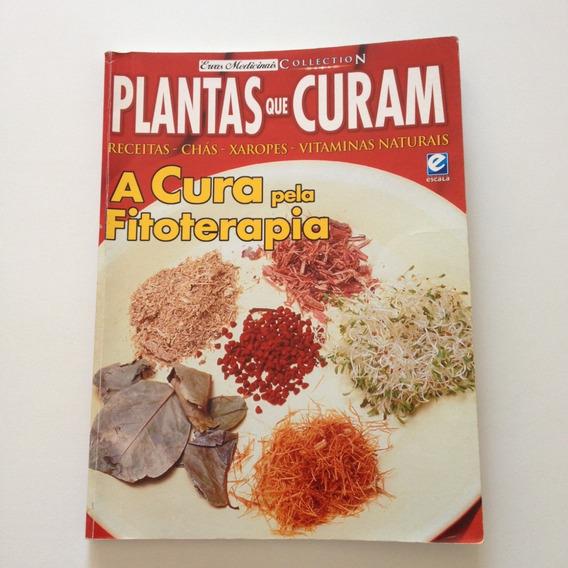Revista Ervas Medicinais Collection Plantas Que Curam C599