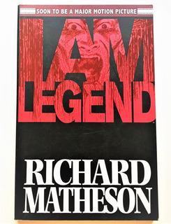 I Am Legend Novela Gráfica - Richard Matheson
