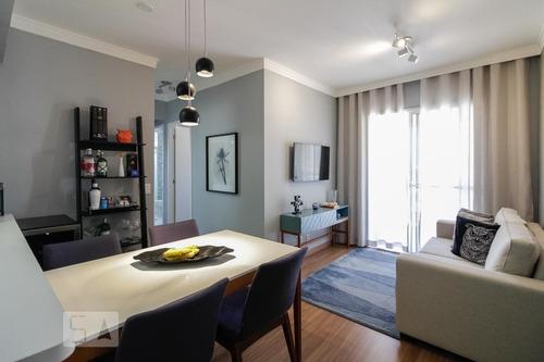 Apartamento À Venda - Jardim Éster Yolanda, 3 Quartos,  62 - S892890892