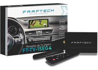 Sintonizador Tv Digital Auto Faaftech Pantalla Original 12v