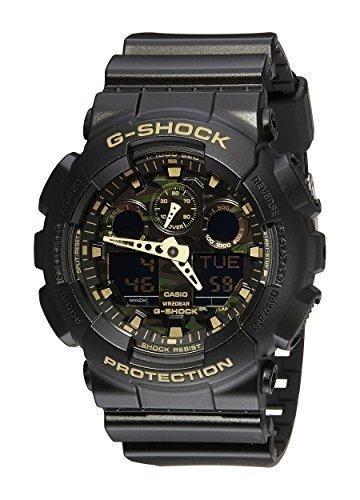 Casio G Shock Ga100cf-1a9cr Reloj Caballero, Por Kronocity