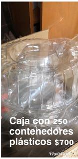 Contenedores Plásticos