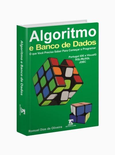 Livro De Lógica De Programação Algoritmos E Bancos De Dados