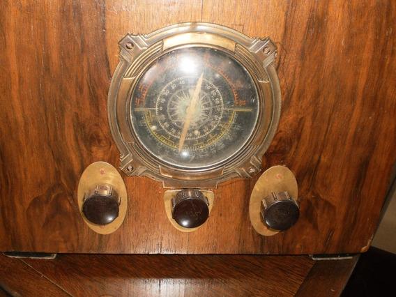Antigo Radio Valvulado Douglas Usa.lindo E Funcionando
