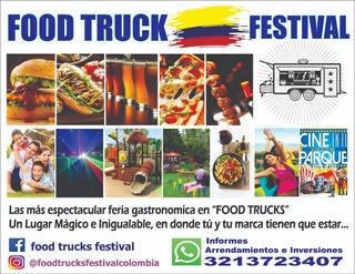 Food Trucks Festival - Inversiones - Venta Y Alquiler