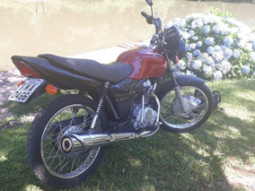 Honda Fan 125 2007