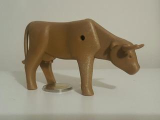 Playmobil Vaca Longhorn Animales