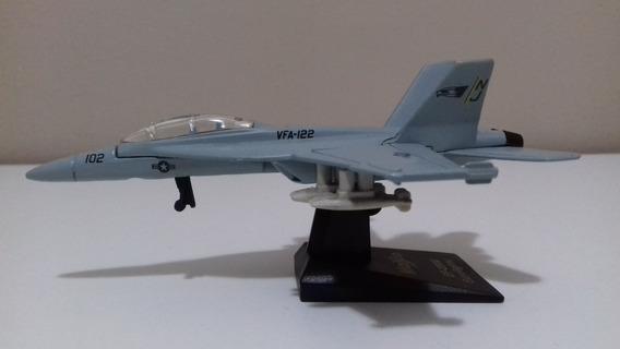 Avião F-a-18e Super Hornet - Miniatura - Maisto