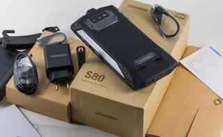 Doogee S80 4gb, 64gb, A Prova D