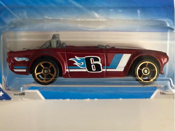 Hot Wheels Triumph Tr6