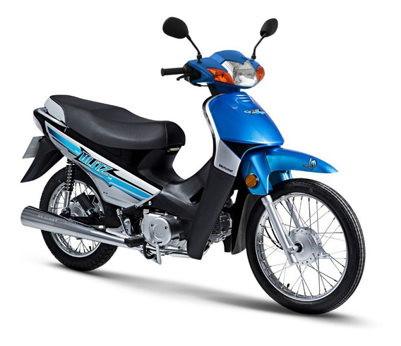 Motomel Blitz V8 Base 110 Insuperable!! Al Contado!, 30% Off