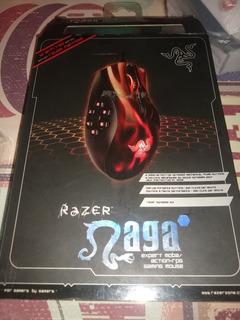 Mouse Gamer Razer Naga Moba