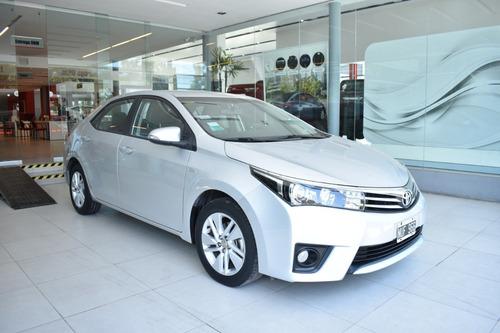 Toyota Corolla Xei Cvt - Nafta - 2014
