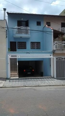 Sobrado - Venda - Santo André - Sp - Vila Scarpelli - 1462
