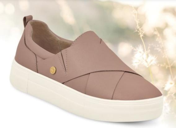 Zapato Dama 100% Piel, Confort Transpirable Acojinado