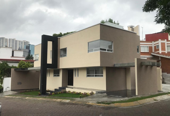 Preciosa Casa En Privada Con Seguridad ( 4 Recámaras)