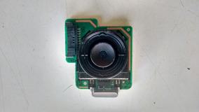 Botão E Placa Power Tv Samsung Un40fh5003gxzd