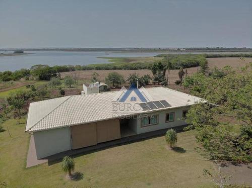 Chácara Com 5 Dormitórios À Venda, 8000 M² Por R$ 1.000.000,00 - Estancia Favoretto  - Sertanópolis/pr - Ch0130