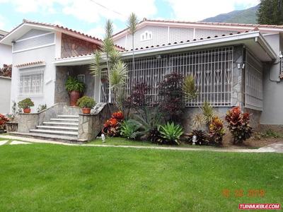 Casas En Venta Los Palos Grandes Mls #18-2951