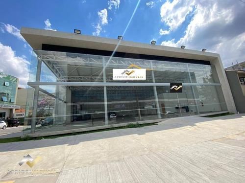 Galpão Para Alugar, 535 M² Por R$ 35.000,00/mês - Casa Branca - Santo André/sp - Ga0113