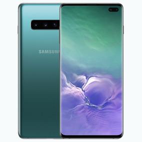 Samsung S10 Plus 128gb 8gb Libre De Fabrica Sellado - Verde