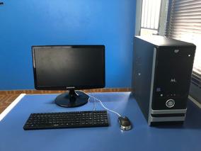 Computador Core I5, 4gb De Memoria, 950gb De Hd + Monitor