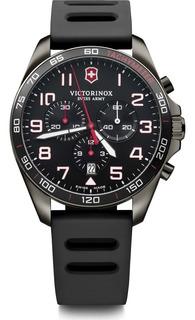 Reloj Victorinox 241889 Fieldforce Crono Pvd Agente Oficial
