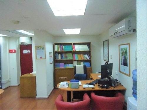Edificio Oficina En Santiago Centro