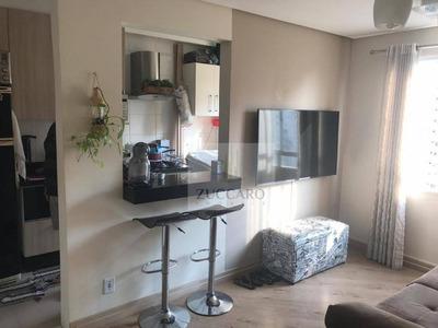 Apartamento Com 2 Dormitórios À Venda, 45 M² Por R$ 239.000 - Ponte Grande - Guarulhos/sp - Ap13611