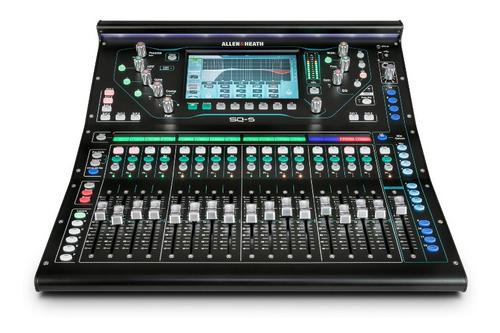 Imagen 1 de 5 de Consola De Sonido Digital Allen & Heath Sq-5